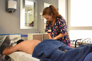 Masaje fisioterapia Salamanca